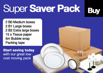 Super Saver Pack £16.99
